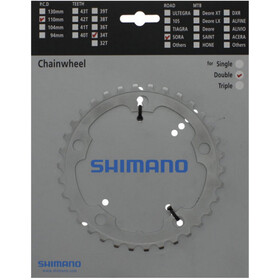 Shimano Sora FC-3450 Corona dentata 9 Velocità, silver